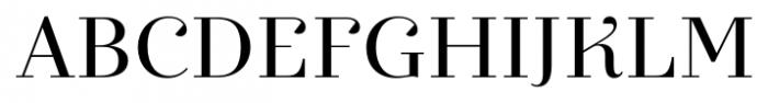 Exquise FY Regular Font UPPERCASE