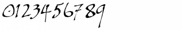 Excalibur SCF Font OTHER CHARS