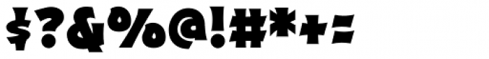 Excalibur Sword Bold Font OTHER CHARS