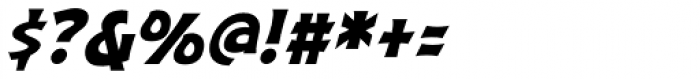 Excalibur Sword Italic Font OTHER CHARS