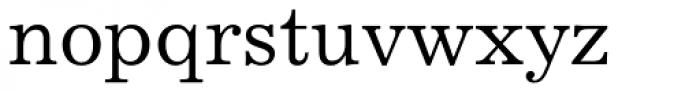 Excelsior Font LOWERCASE