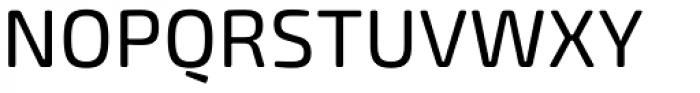 Exo Soft Font UPPERCASE