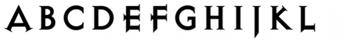 Exocet Medium Font UPPERCASE