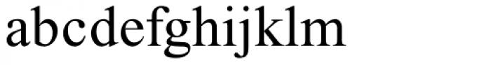 Exodus MF Hollow Font LOWERCASE