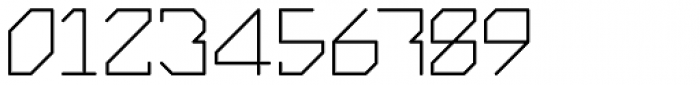 Exogenetic Font OTHER CHARS