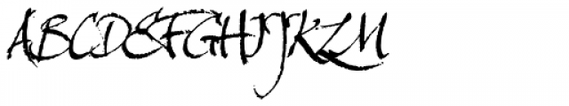 Expectation Std Regular Font UPPERCASE