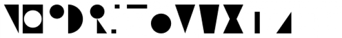 Expedition One Font UPPERCASE