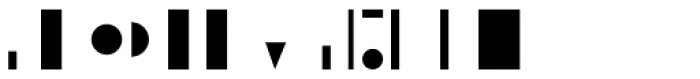 Expedition One Font LOWERCASE