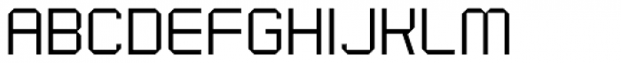 Expedition Thin Font LOWERCASE