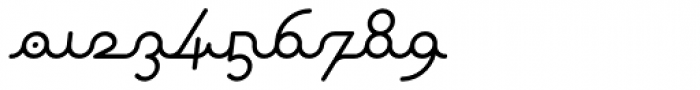Expletive Script Regular Slant Font OTHER CHARS