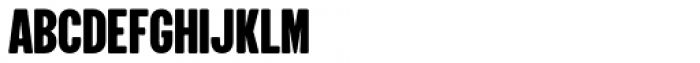 Explorer Condensed Bold Font LOWERCASE