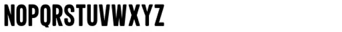 Explorer Condensed Regular Font UPPERCASE
