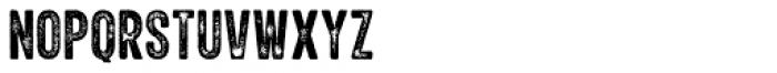 Explorer Print Condensed Regular Font LOWERCASE