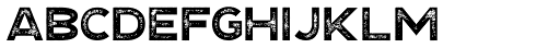 Explorer Print Sans Bold Font LOWERCASE