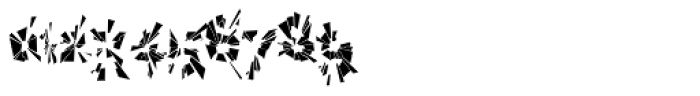 Explosion Part Font OTHER CHARS