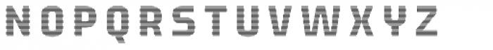 Expreso Forma Interna Rayada 2 Font LOWERCASE