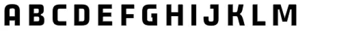 Expreso Forma Interna Font LOWERCASE