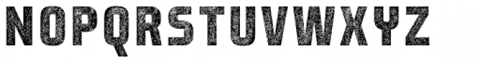 Expreso Ruido Font UPPERCASE