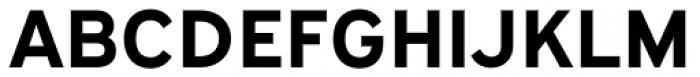 Expressway Bold Font UPPERCASE