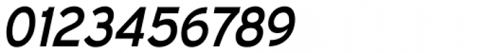 Expressway SemiBold Italic Font OTHER CHARS