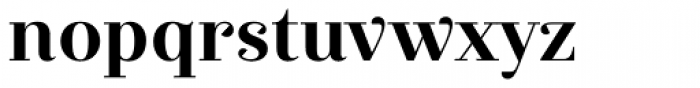 Exquise FY Bold Font LOWERCASE