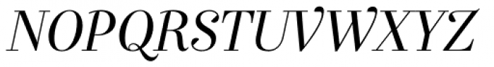 Exquise FY Italic Font UPPERCASE