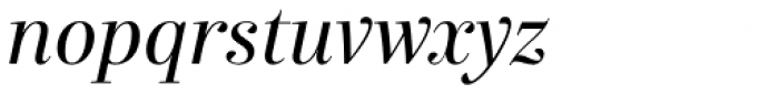 Exquise FY Italic Font LOWERCASE