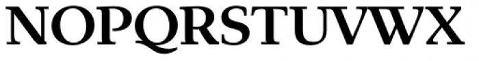 Exquisite Pro Medium Font UPPERCASE