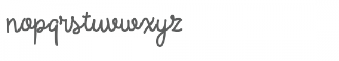 explore font Font LOWERCASE