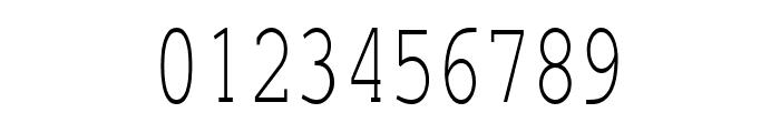 EyevoxSerif Regular Font OTHER CHARS