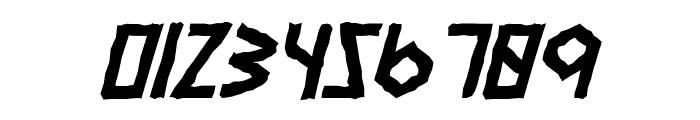 Eyvindr Bold Italic Font OTHER CHARS