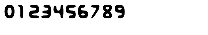 Eyadish Regular Font OTHER CHARS