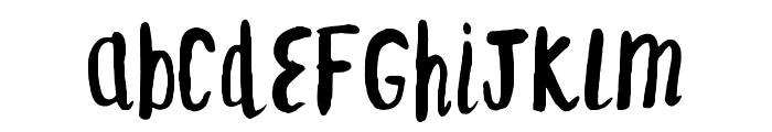 F... SAINT-TROPEZ-ALT Font LOWERCASE