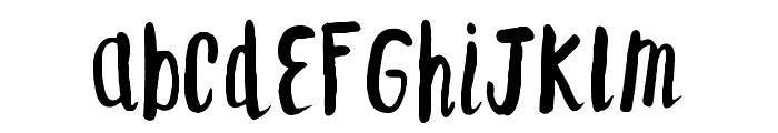 F... SAINT-TROPEZ Font LOWERCASE