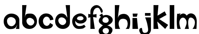 F'Earth Font LOWERCASE
