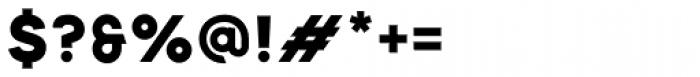 F.O.T.R. Black Font OTHER CHARS