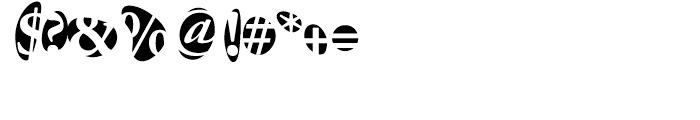 F2F Provinciali Regular Font OTHER CHARS
