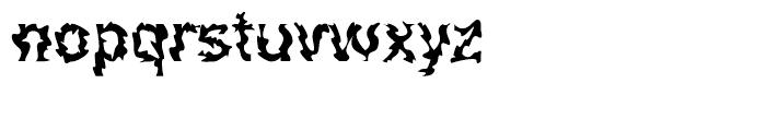 F2F Shakkarakk Regular Font LOWERCASE