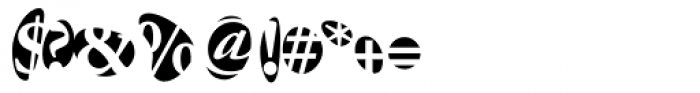 F2F Provinciali Font OTHER CHARS