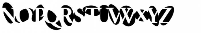 F2F Provinciali Font UPPERCASE