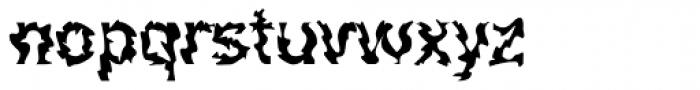F2FShakkarakk Font LOWERCASE
