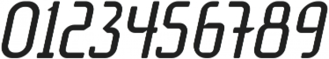 f3 Secuencia round Italic ttf (400) Font OTHER CHARS