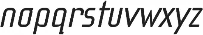 f3 Secuencia round Italic ttf (400) Font LOWERCASE