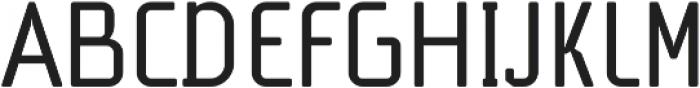 f3 Secuencia round Regular ttf (400) Font UPPERCASE