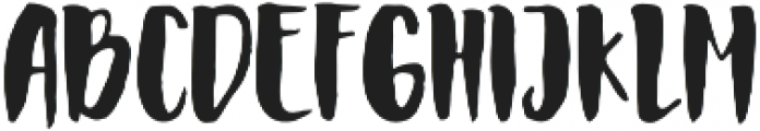FAITHFUL otf (400) Font UPPERCASE