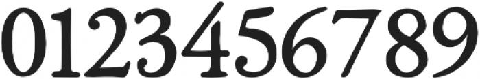 Fabello Regular otf (400) Font OTHER CHARS