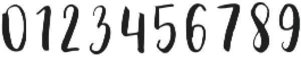 Fabiana Regular otf (400) Font OTHER CHARS