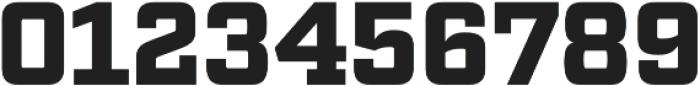 Factoria Black otf (900) Font OTHER CHARS