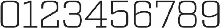 Factoria Light otf (300) Font OTHER CHARS