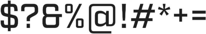 Factoria Medium otf (500) Font OTHER CHARS